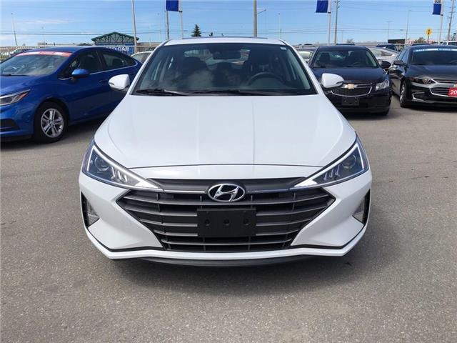 2019 Hyundai Elantra Preferred||SUNROOF|REAR CAMERA|BLUETOOTH| (Stk: WC18184) in BRAMPTON - Image 2 of 18