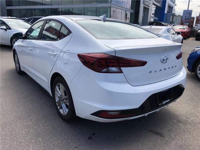 2019 Hyundai Elantra Preferred||SUNROOF|REAR CAMERA|BLUETOOTH| (Stk: WC18184) in BRAMPTON - Image 6 of 18