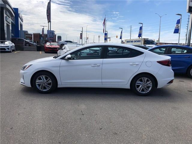 2019 Hyundai Elantra Preferred||SUNROOF|REAR CAMERA|BLUETOOTH| (Stk: WC18184) in BRAMPTON - Image 7 of 18