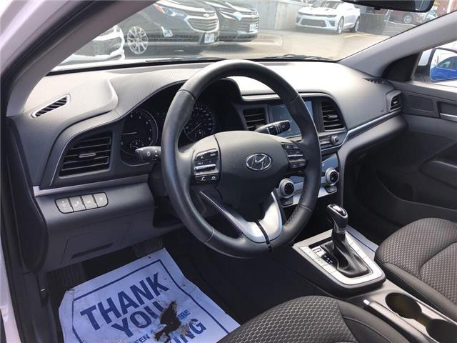 2019 Hyundai Elantra Preferred||SUNROOF|REAR CAMERA|BLUETOOTH| (Stk: WC18184) in BRAMPTON - Image 9 of 18