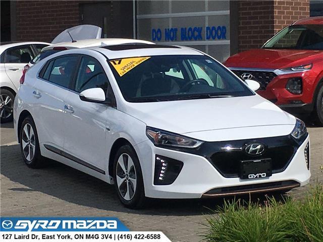 2017 Hyundai Ioniq EV Limited (Stk: 26929) in East York - Image 1 of 30