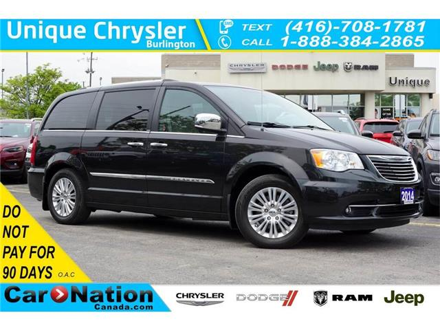 2014 Chrysler Town & Country LIMITED| DUAL DVD| POWER FOLDING 3RD ROW (Stk: K661A) in Burlington - Image 1 of 50