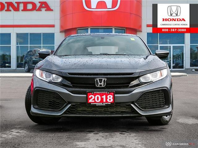 2018 Honda Civic LX (Stk: U4967) in Cambridge - Image 2 of 27