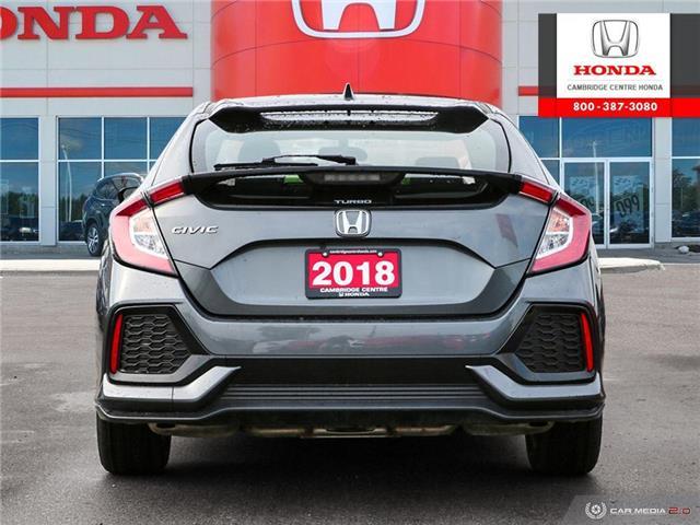 2018 Honda Civic LX (Stk: U4967) in Cambridge - Image 5 of 27