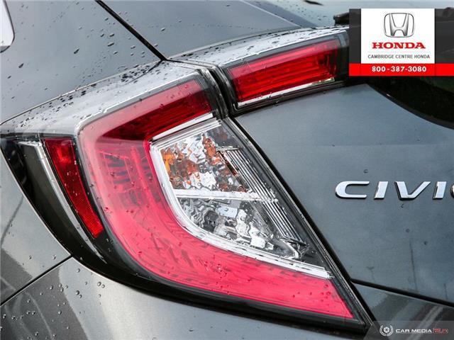 2018 Honda Civic LX (Stk: U4967) in Cambridge - Image 12 of 27