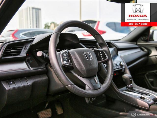 2018 Honda Civic LX (Stk: U4967) in Cambridge - Image 13 of 27