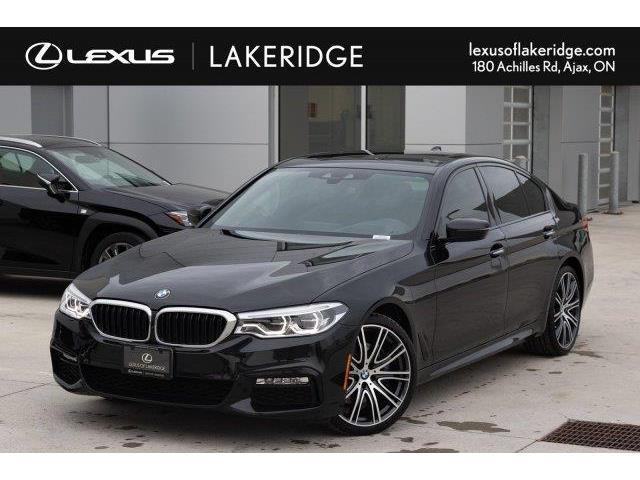 2018 BMW 540d xDrive (Stk: L19046A) in Toronto - Image 1 of 32