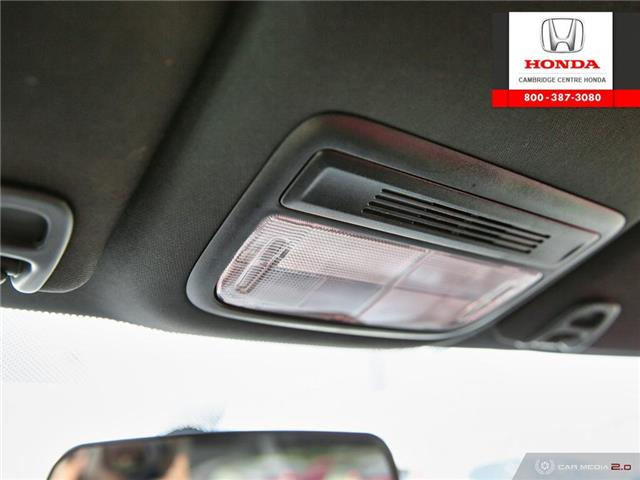 2018 Honda Civic LX (Stk: U4967) in Cambridge - Image 22 of 27