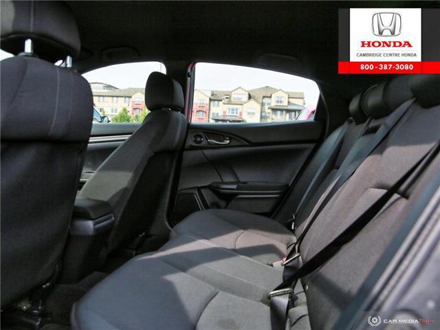2018 Honda Civic LX (Stk: U4967) in Cambridge - Image 24 of 27