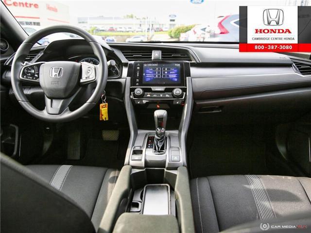 2018 Honda Civic LX (Stk: U4967) in Cambridge - Image 25 of 27