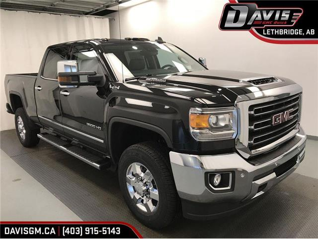 2019 GMC Sierra 3500HD SLT (Stk: 203578) in Lethbridge - Image 1 of 37