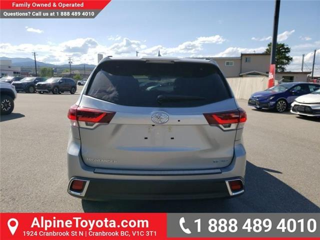 2019 Toyota Highlander XLE AWD SE Package (Stk: S599133) in Cranbrook - Image 4 of 24