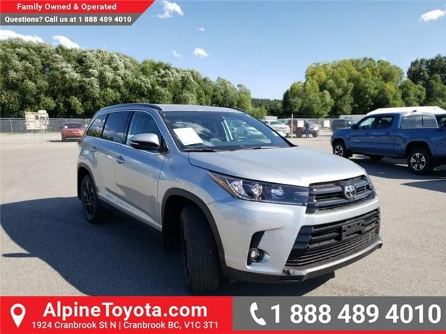2019 Toyota Highlander XLE AWD SE Package (Stk: S599133) in Cranbrook - Image 7 of 24