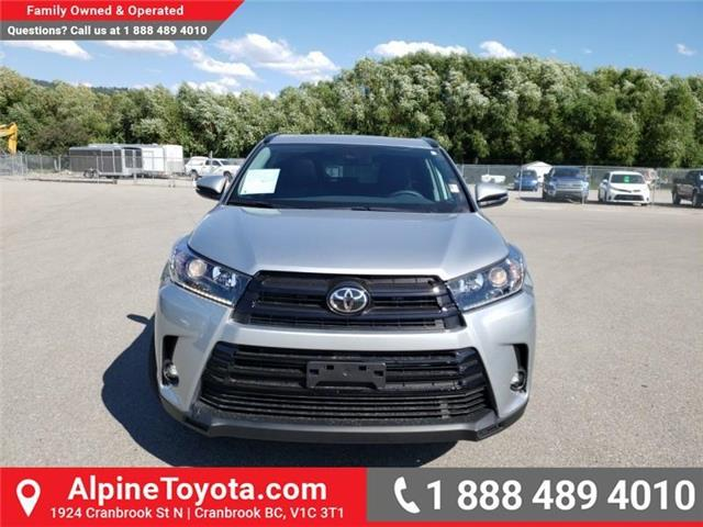 2019 Toyota Highlander XLE AWD SE Package (Stk: S599133) in Cranbrook - Image 8 of 24