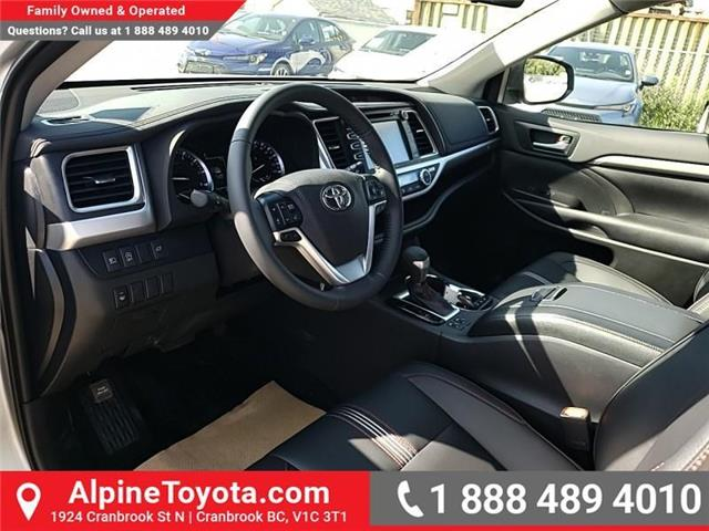 2019 Toyota Highlander XLE AWD SE Package (Stk: S599133) in Cranbrook - Image 9 of 24