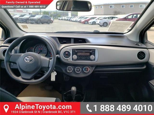 2012 Toyota Yaris  (Stk: H102303A) in Cranbrook - Image 10 of 19