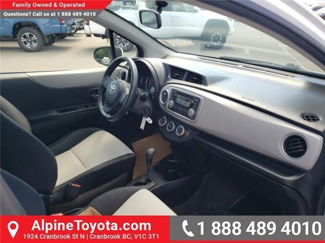 2012 Toyota Yaris  (Stk: H102303A) in Cranbrook - Image 11 of 19