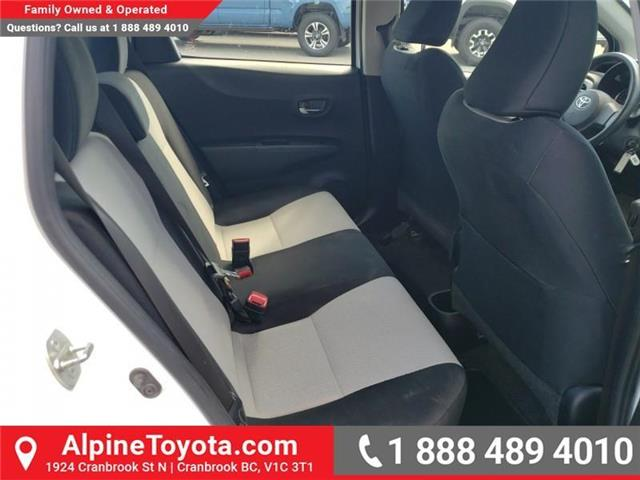 2012 Toyota Yaris  (Stk: H102303A) in Cranbrook - Image 12 of 19