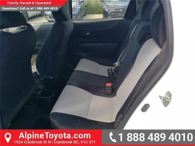 2012 Toyota Yaris  (Stk: H102303A) in Cranbrook - Image 13 of 19