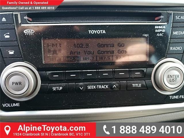 2012 Toyota Yaris  (Stk: H102303A) in Cranbrook - Image 14 of 19