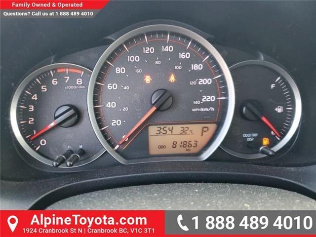 2012 Toyota Yaris  (Stk: H102303A) in Cranbrook - Image 15 of 19