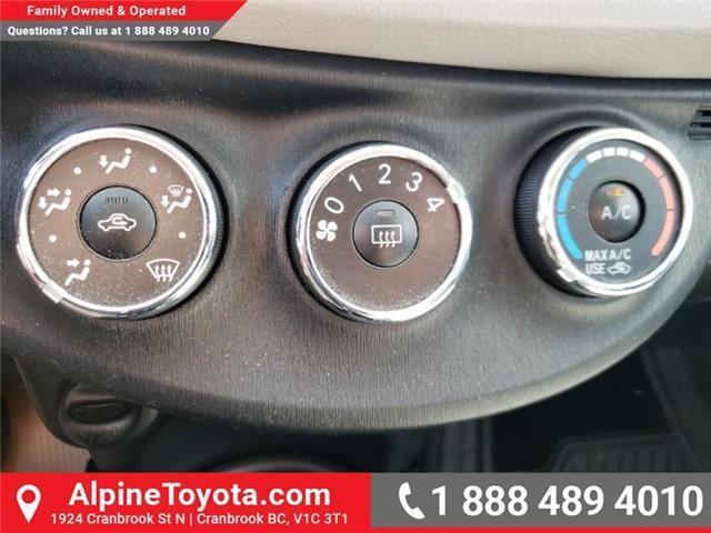 2012 Toyota Yaris  (Stk: H102303A) in Cranbrook - Image 16 of 19