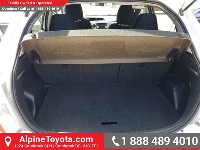 2012 Toyota Yaris  (Stk: H102303A) in Cranbrook - Image 17 of 19