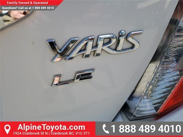 2012 Toyota Yaris  (Stk: H102303A) in Cranbrook - Image 18 of 19