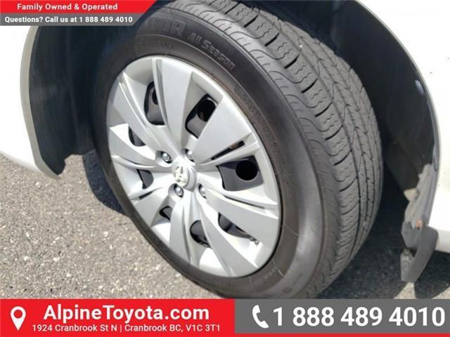 2012 Toyota Yaris  (Stk: H102303A) in Cranbrook - Image 19 of 19
