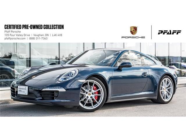 2016 Porsche 911 Carrera 4S Coupe PDK (Stk: P12955A) in Vaughan - Image 1 of 22