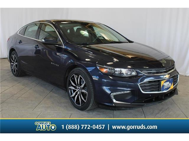 2016 Chevrolet Malibu 1LT (Stk: 211317) in Milton - Image 1 of 45