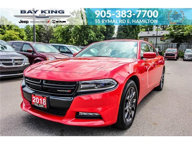 2018 Dodge Charger GT (Stk: 6892R) in Hamilton - Image 1 of 21