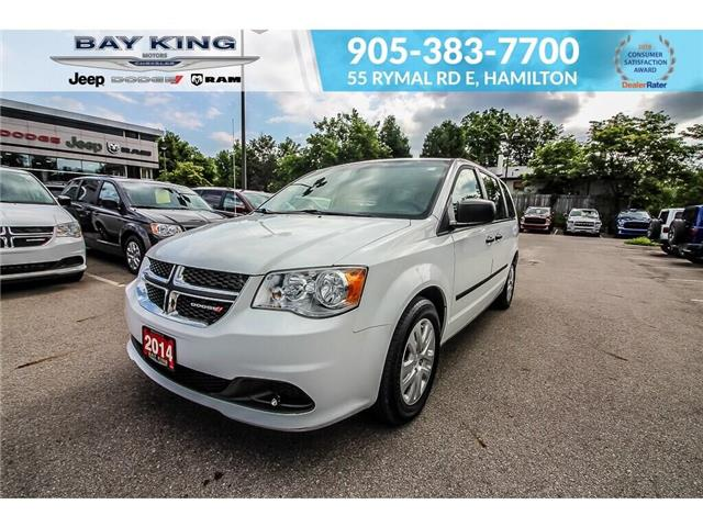 2014 Dodge Grand Caravan SE/SXT (Stk: 6846RA) in Hamilton - Image 1 of 18