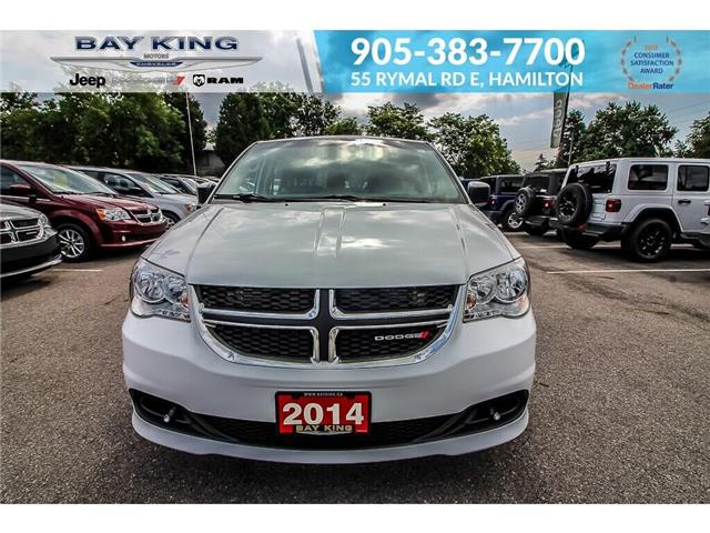 2014 Dodge Grand Caravan SE/SXT (Stk: 6846RA) in Hamilton - Image 2 of 18