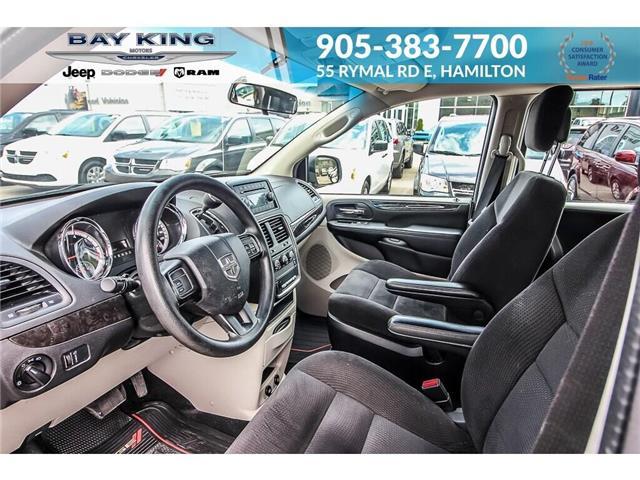 2014 Dodge Grand Caravan SE/SXT (Stk: 6846RA) in Hamilton - Image 4 of 18