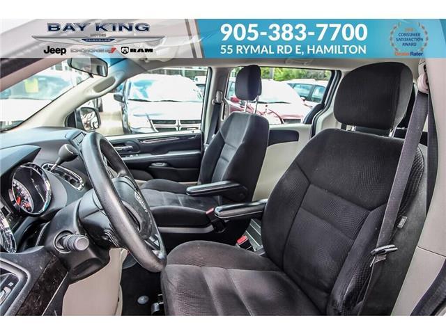 2014 Dodge Grand Caravan SE/SXT (Stk: 6846RA) in Hamilton - Image 5 of 18