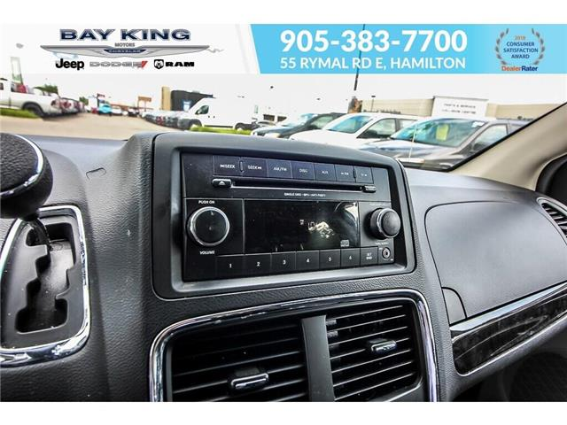 2014 Dodge Grand Caravan SE/SXT (Stk: 6846RA) in Hamilton - Image 8 of 18