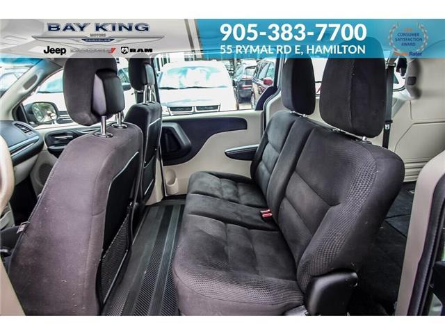 2014 Dodge Grand Caravan SE/SXT (Stk: 6846RA) in Hamilton - Image 10 of 18