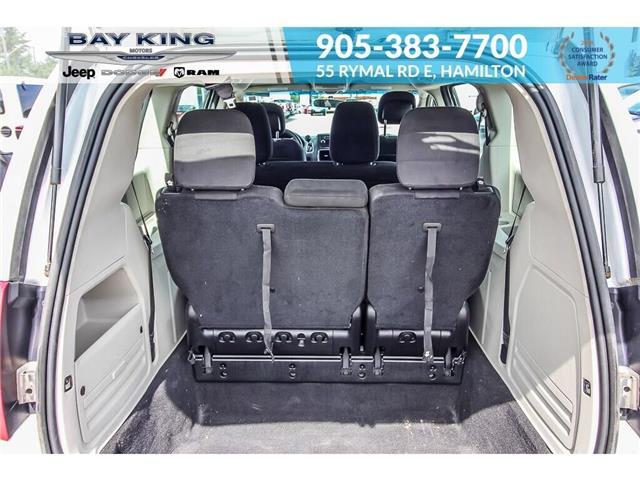 2014 Dodge Grand Caravan SE/SXT (Stk: 6846RA) in Hamilton - Image 14 of 18