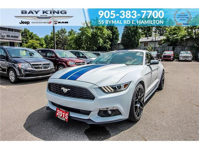 2015 Ford Mustang V6 (Stk: 193521B) in Hamilton - Image 1 of 21