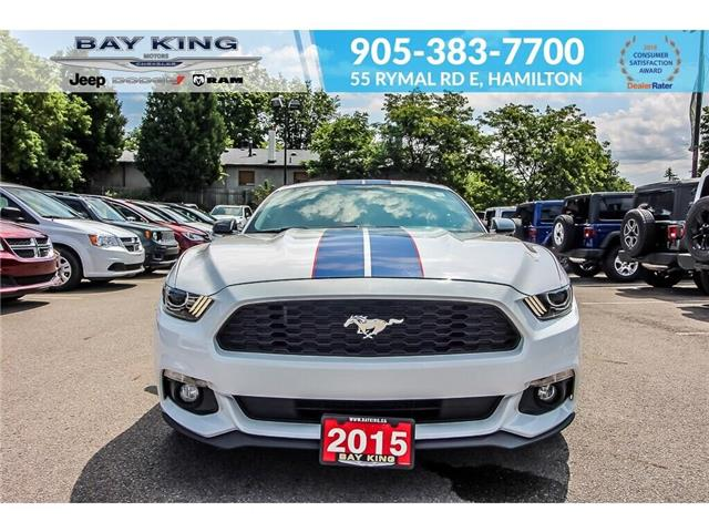 2015 Ford Mustang V6 (Stk: 193521B) in Hamilton - Image 2 of 21