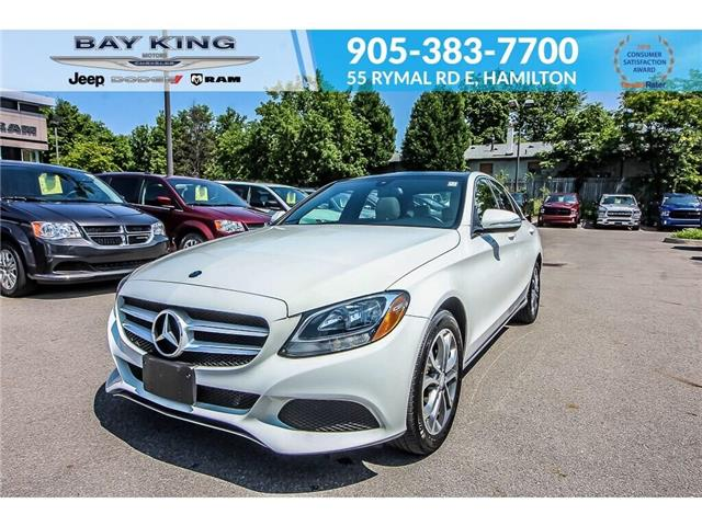 2015 Mercedes-Benz C-Class Base (Stk: 6887A) in Hamilton - Image 1 of 25