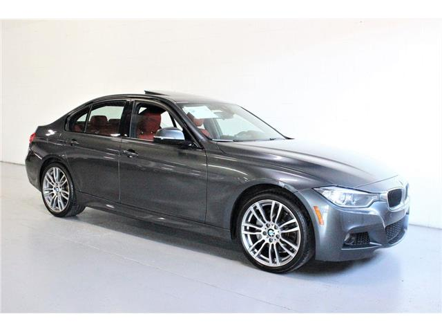 2015 BMW 335i xDrive (Stk: 801698) in Vaughan - Image 1 of 28
