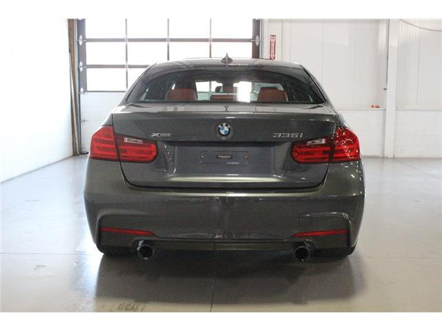 2015 BMW 335i xDrive (Stk: 801698) in Vaughan - Image 8 of 28