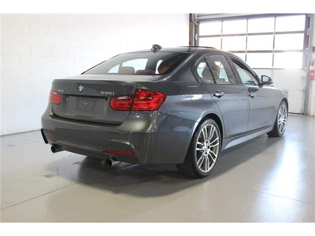 2015 BMW 335i xDrive (Stk: 801698) in Vaughan - Image 10 of 28