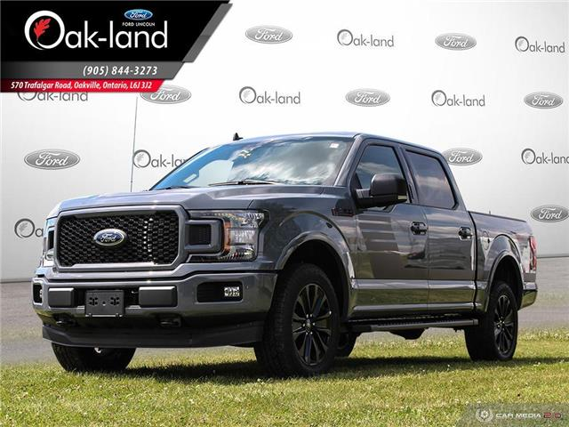 2019 Ford F-150 XLT (Stk: 9T484D) in Oakville - Image 1 of 24