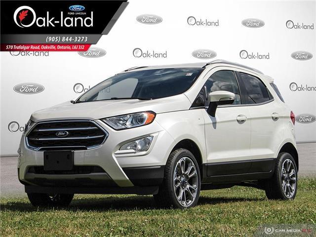 2019 Ford EcoSport Titanium (Stk: 9P028) in Oakville - Image 1 of 24