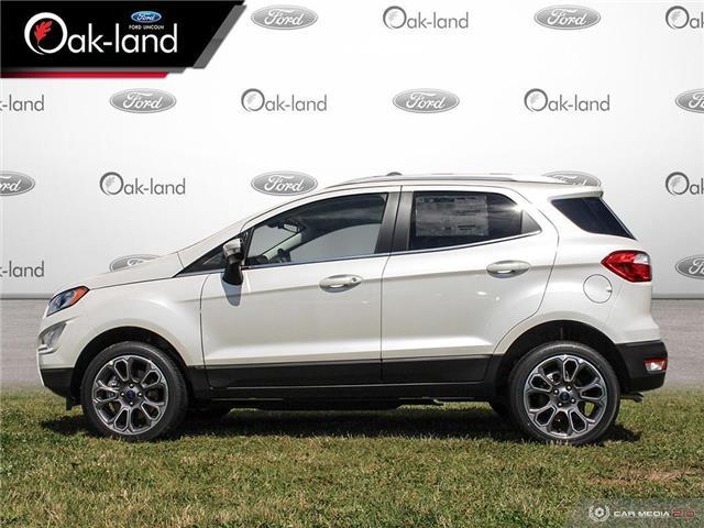 2019 Ford EcoSport Titanium (Stk: 9P028) in Oakville - Image 2 of 24