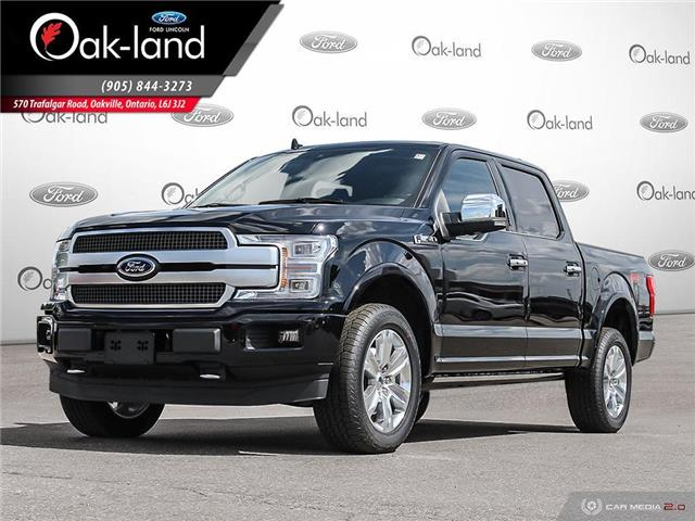 2019 Ford F-150 Platinum (Stk: 9T504) in Oakville - Image 1 of 25