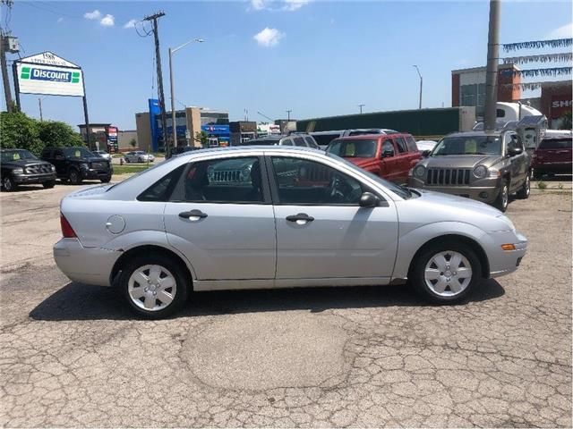 2006 Ford Focus ZX4 (Stk: 19-1500A) in Hamilton - Image 7 of 18